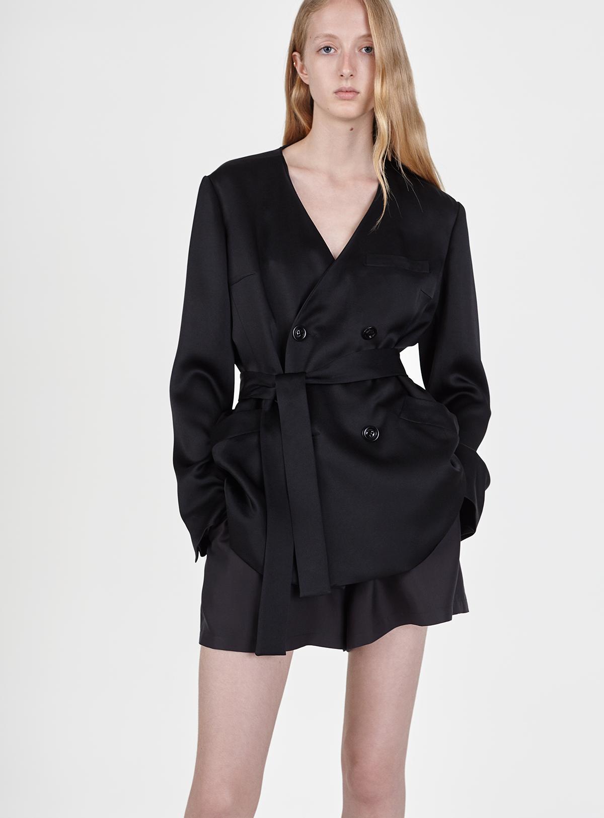 look-10 Blazer PERINE Shorts PANDORA