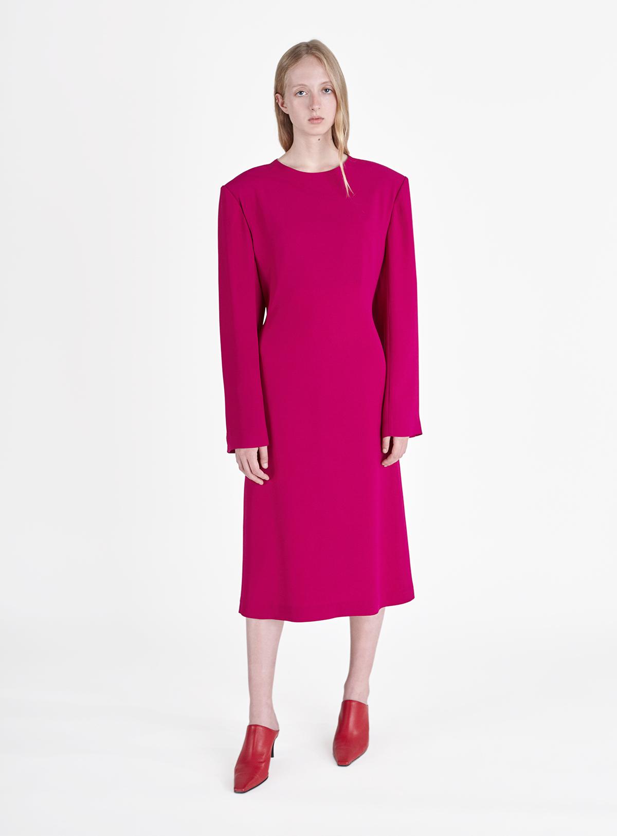 look-11 Dress PASCALIE
