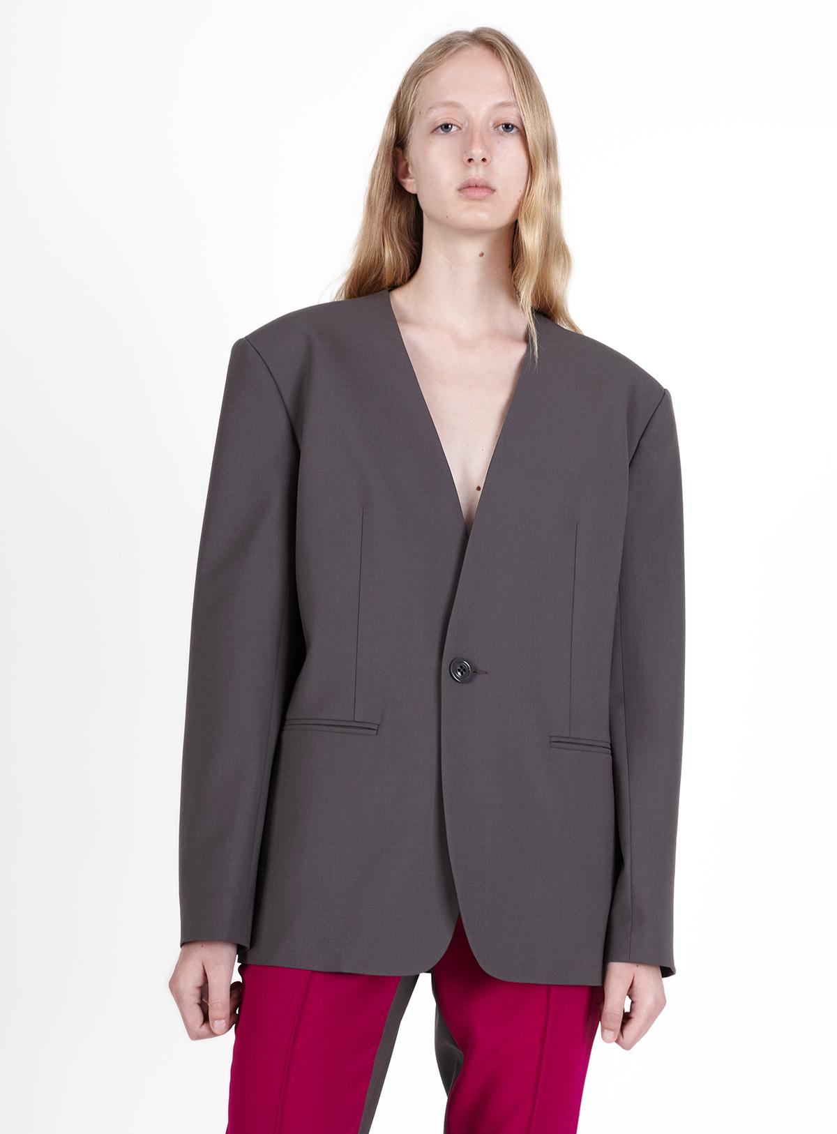 look-12 Blazer PERLA Trousers PALOMA