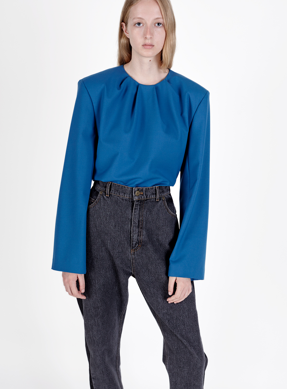 look-15 Blouse PIERA Trousers PROVENCE