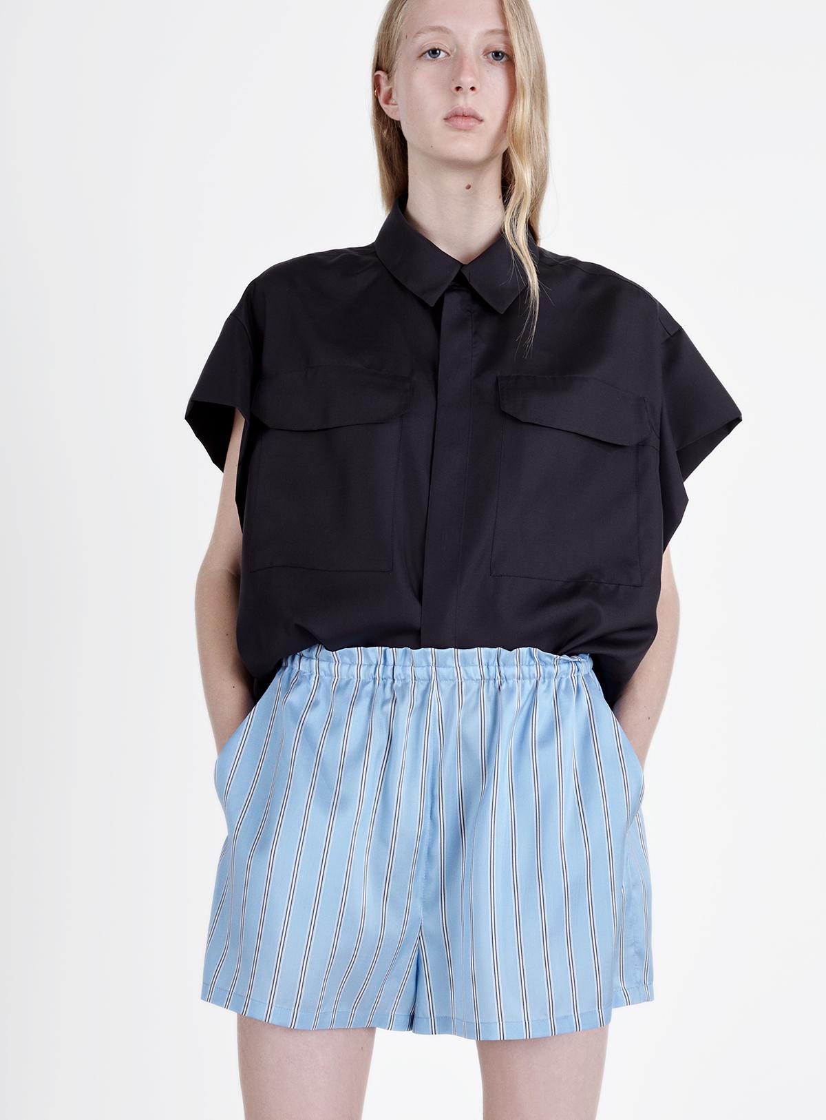look-19 Shirt PHOEBE Shorts PANDORA