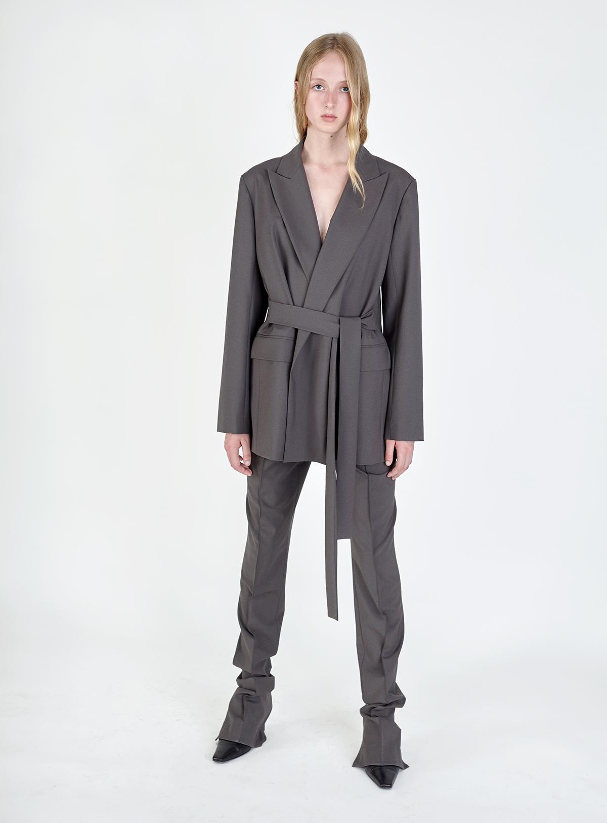 look-22 Blazer PERLINE Trousers PALOMA