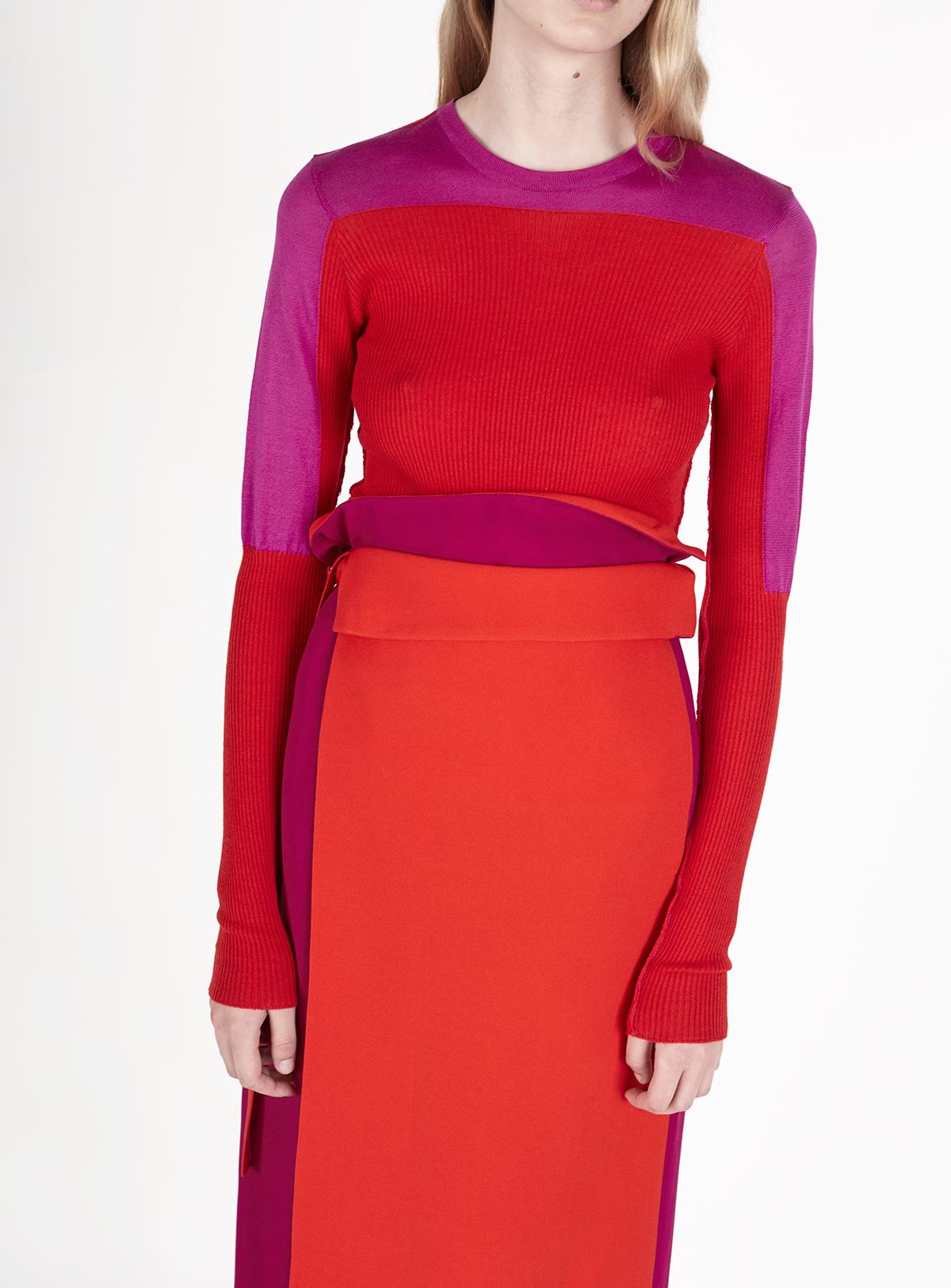 look-8 Sweater PRISSIE Skirt PATIENCE