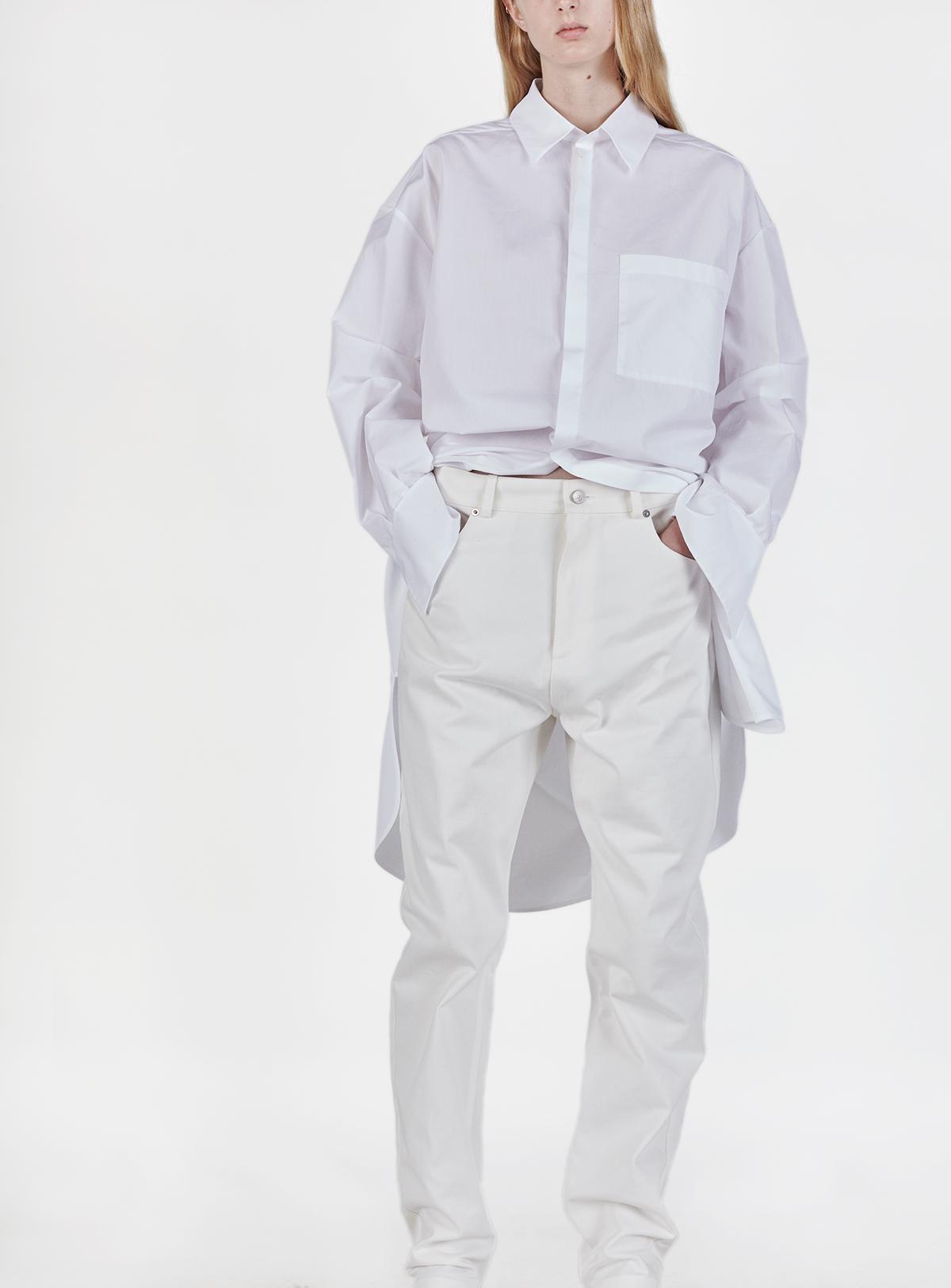 look-9 Shirt PETULA Trousers POIKKA