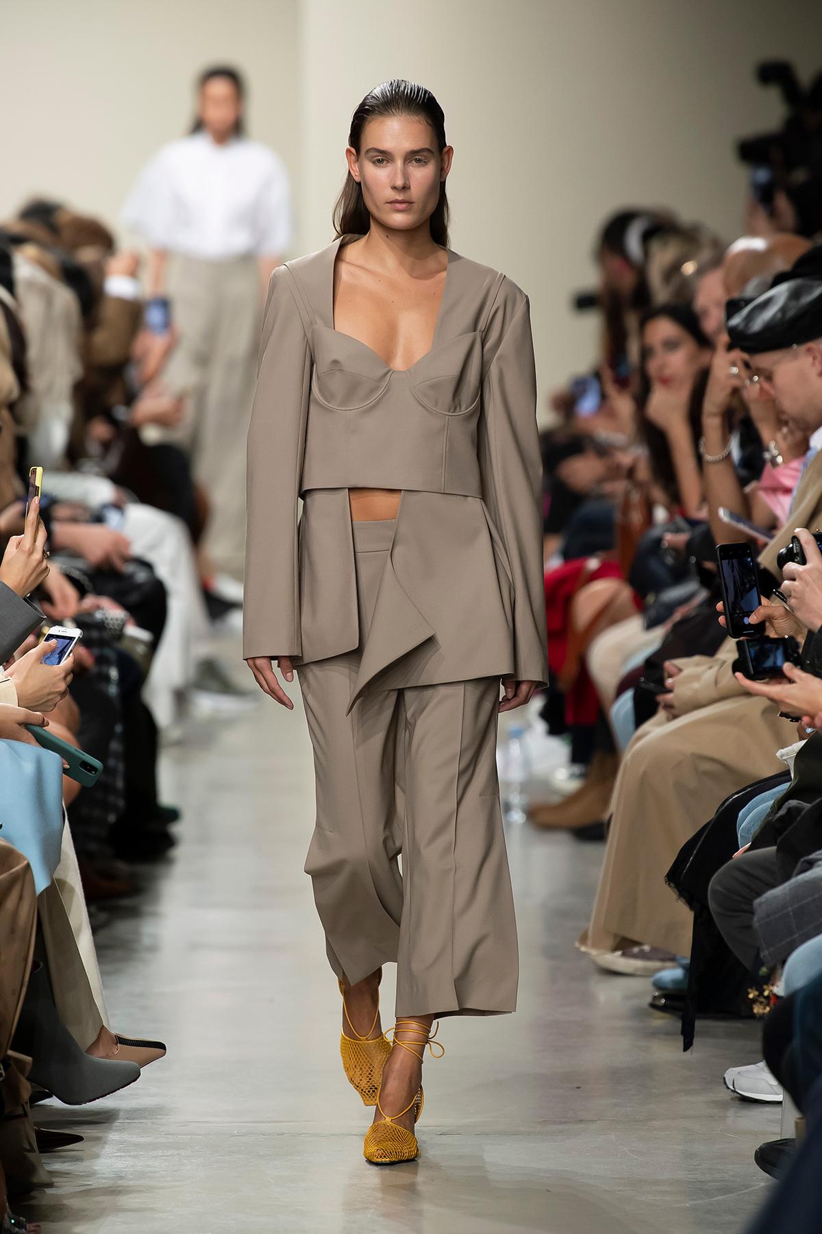 LOOK 10 Top PHELIA Blazer PRIMELA Trousers PELAGIE
