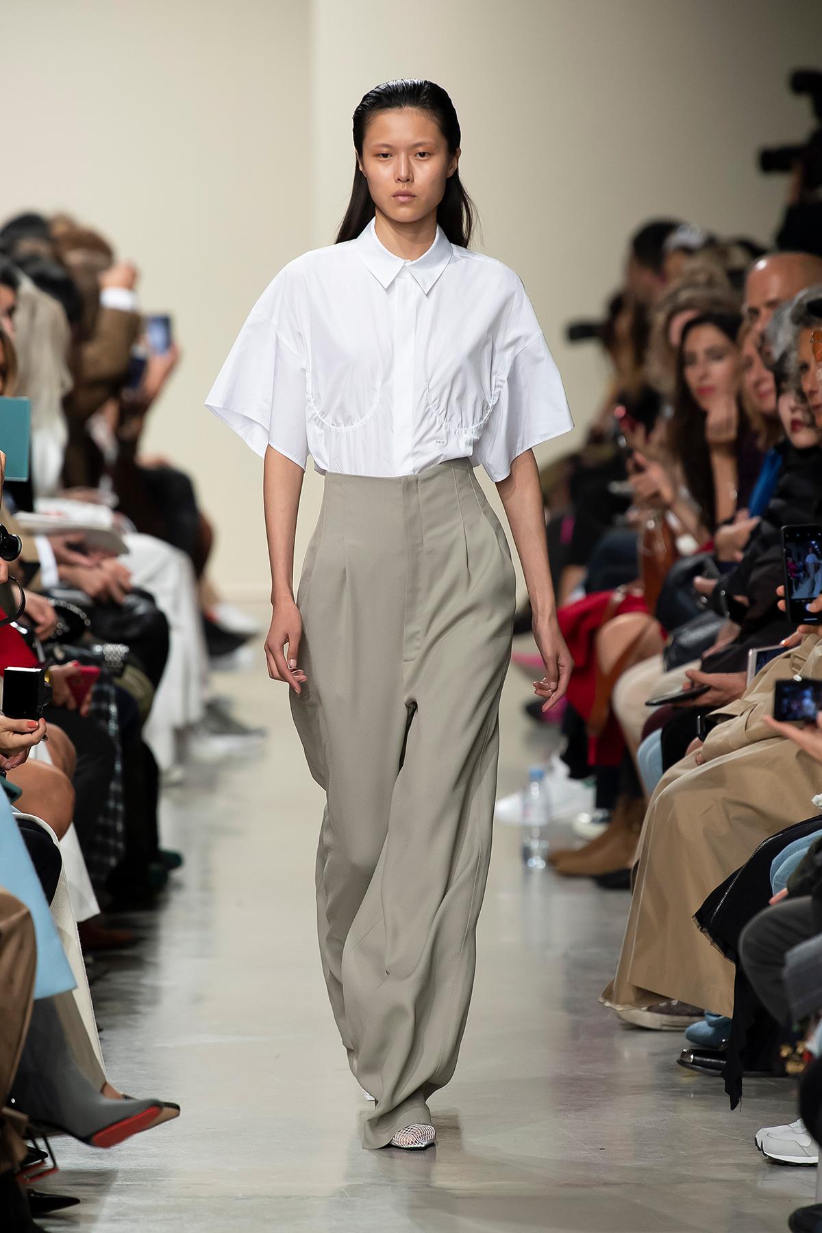 LOOK 11 Shirt PERRETTE Trousers POE