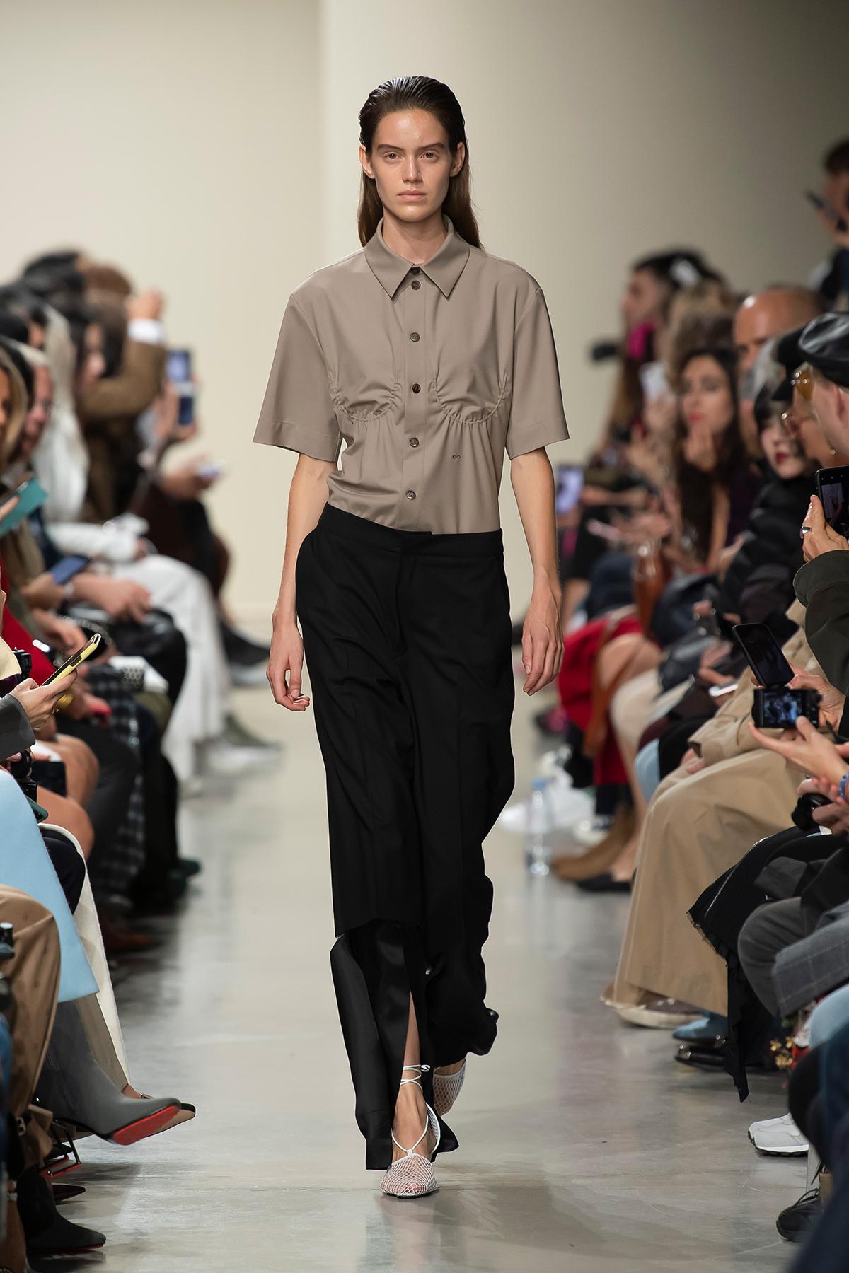 LOOK 15 Shirt PERRETTE Trousers PLAMEDIE