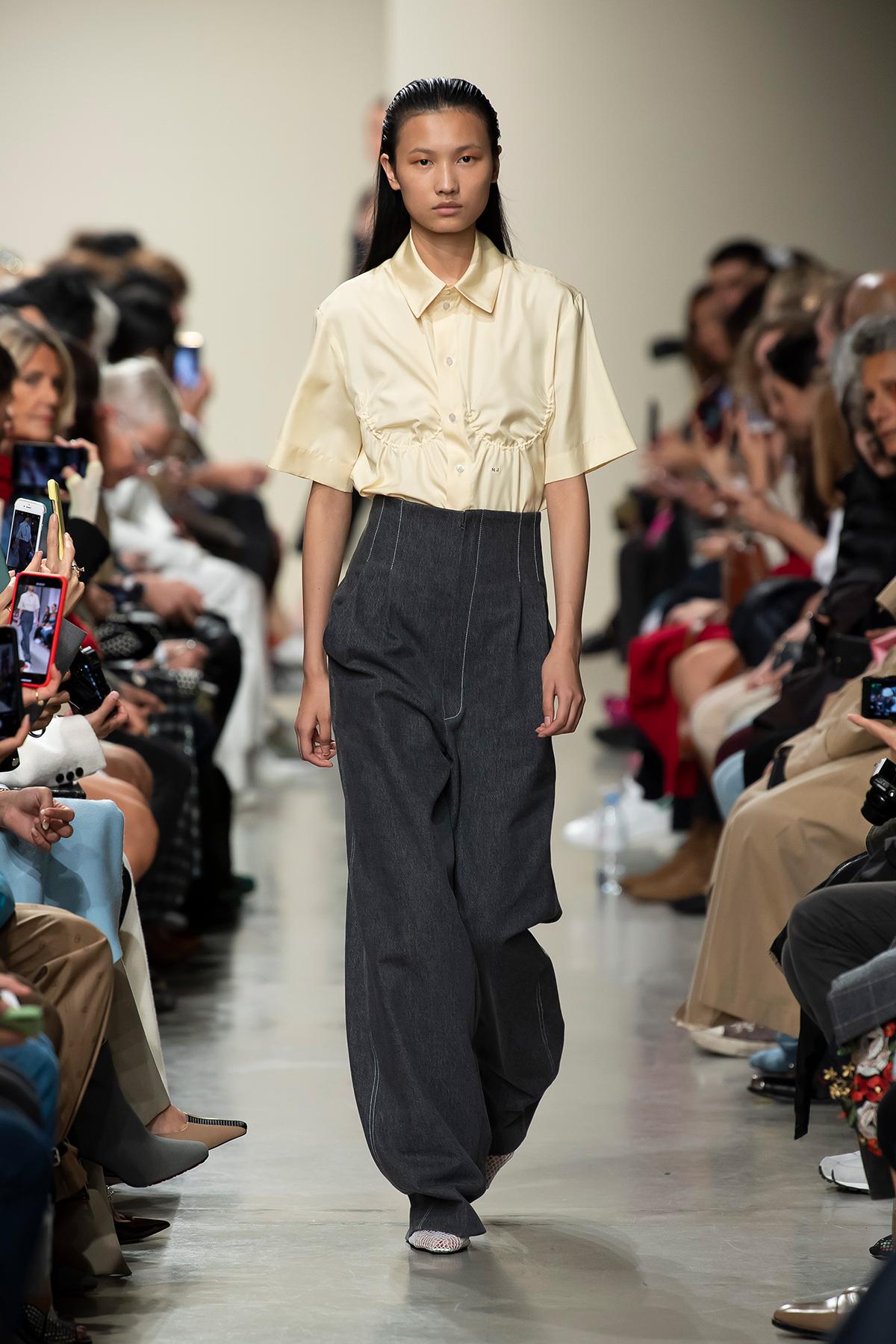 LOOK 2 Shirt PERRETTE Trousers POE