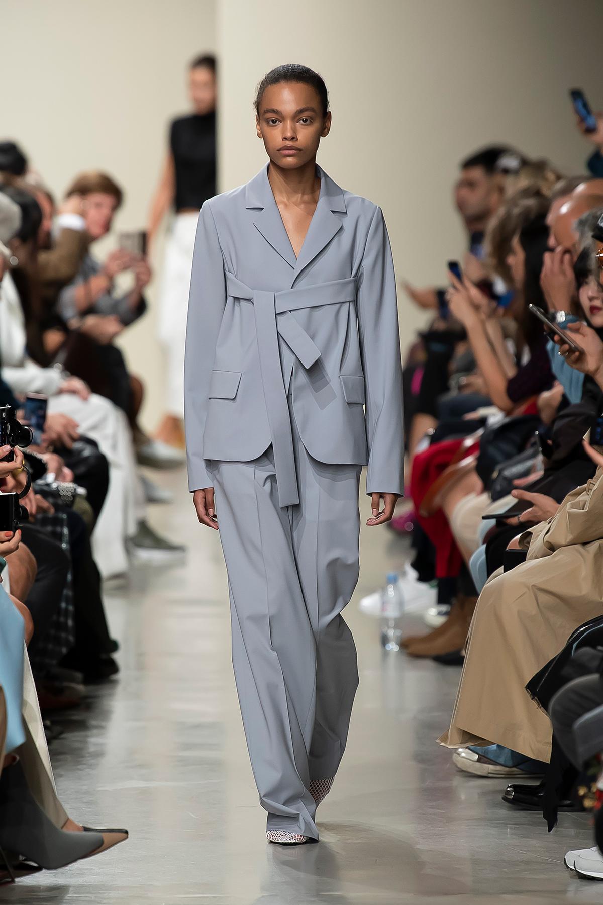LOOK 26 Blazer PAVA Trousers PRISCO