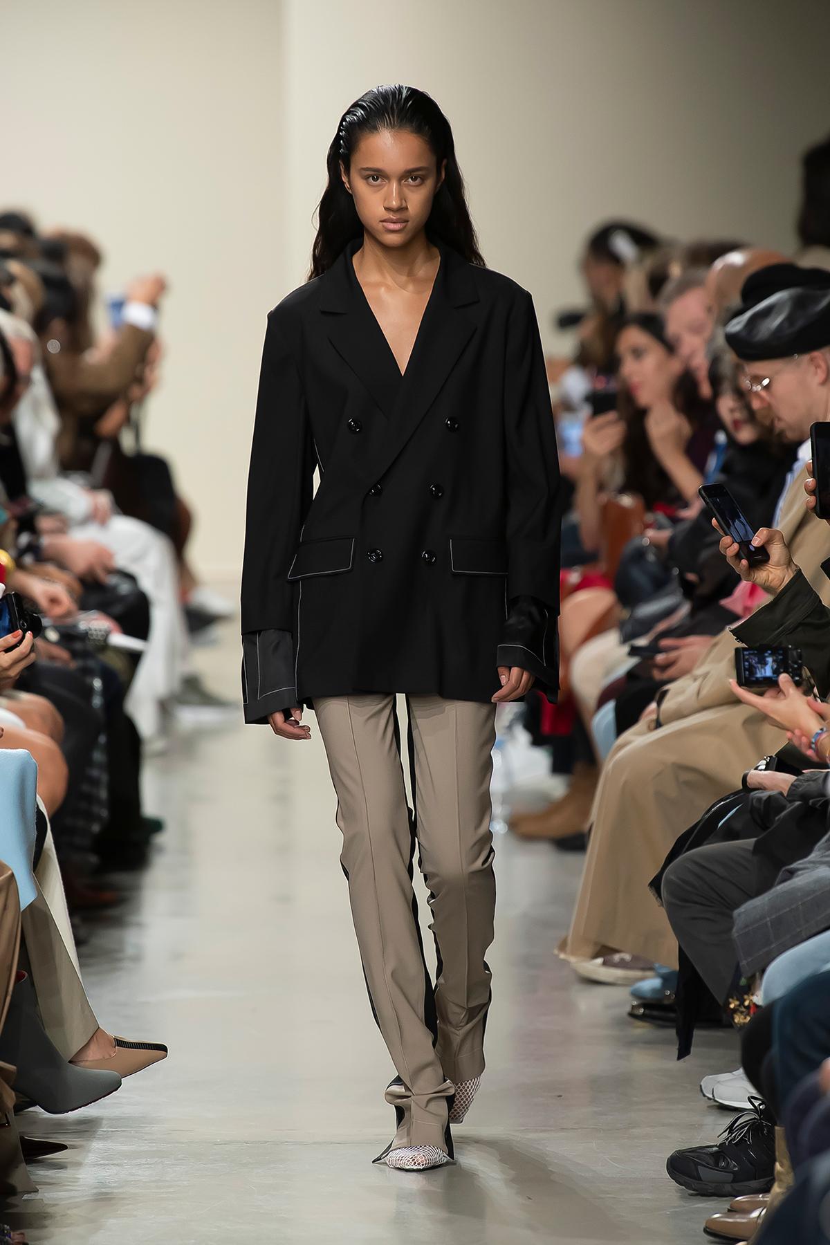 LOOK 8 Blazer PARILYSE Trousers PRIVELA