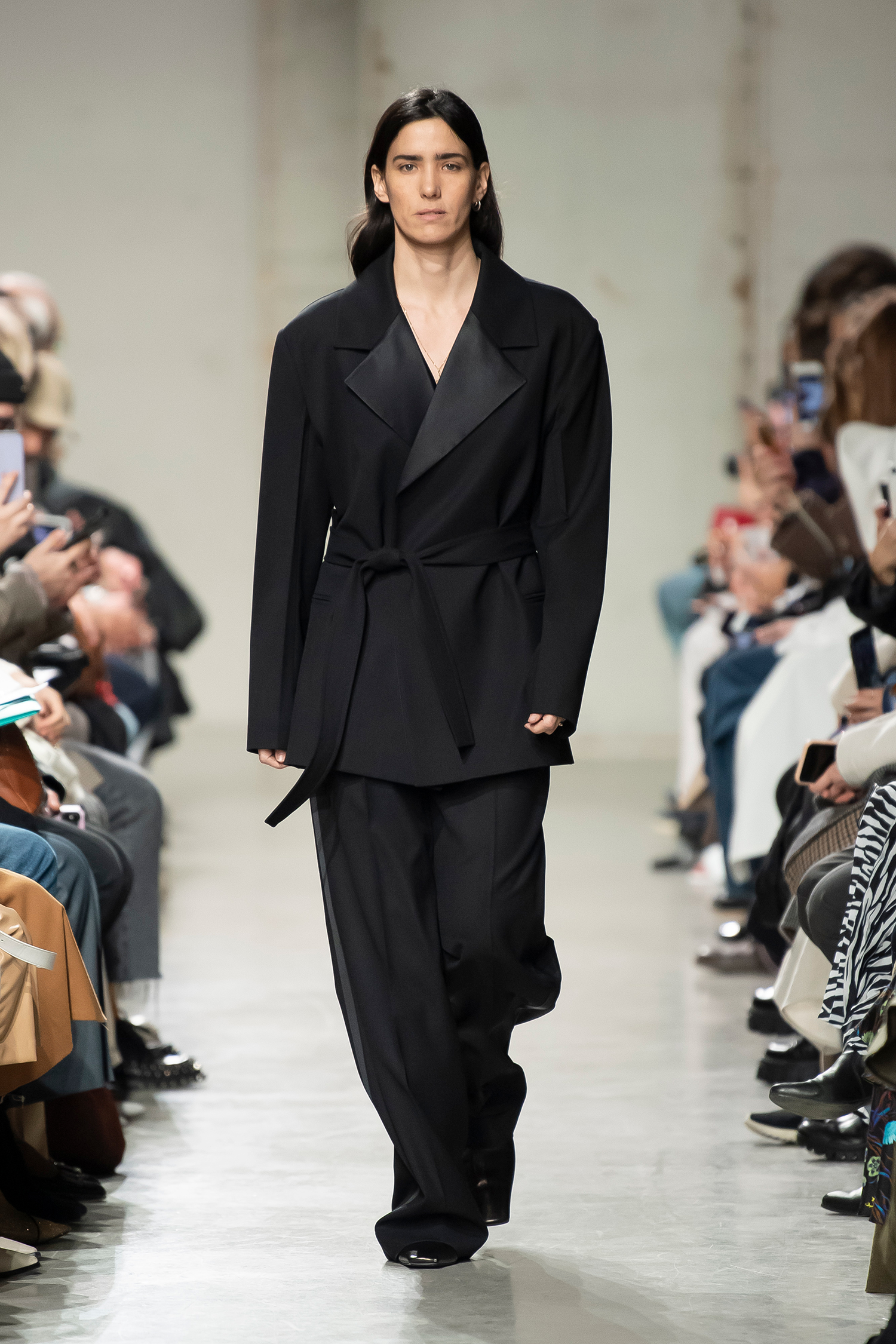 LOOK 1 Jacket RIO Trousers RUTH