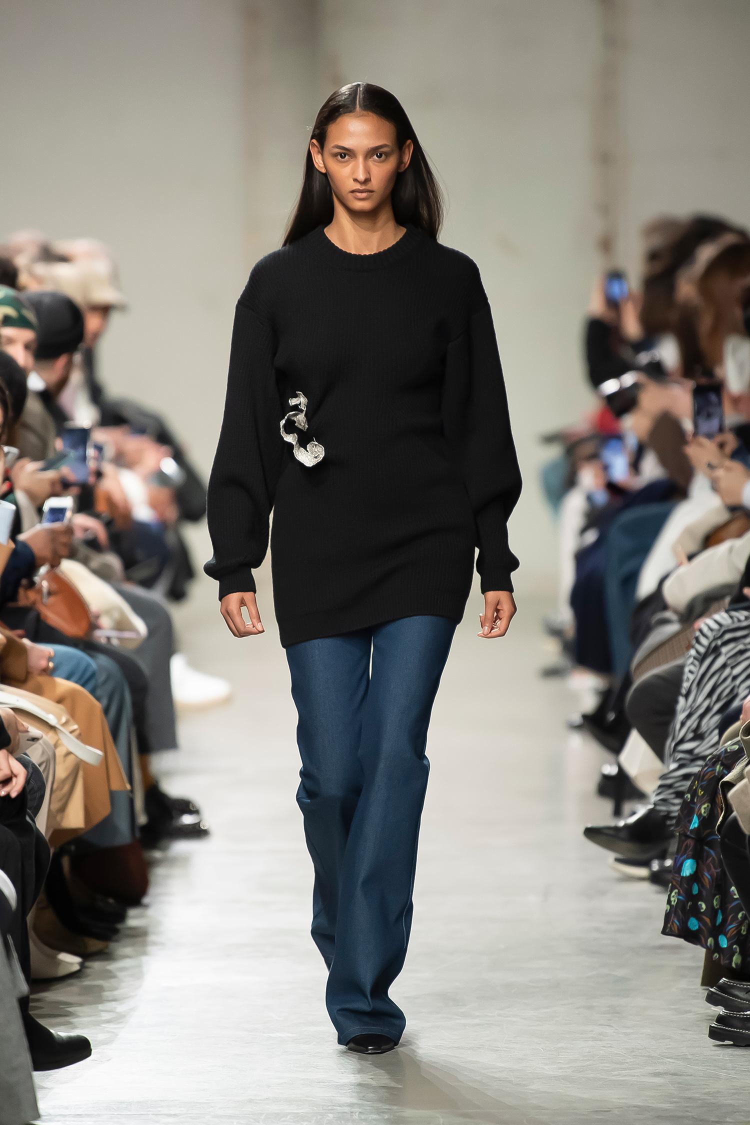 LOOK 17 Knitwear RENAN Trousers RICCARDA