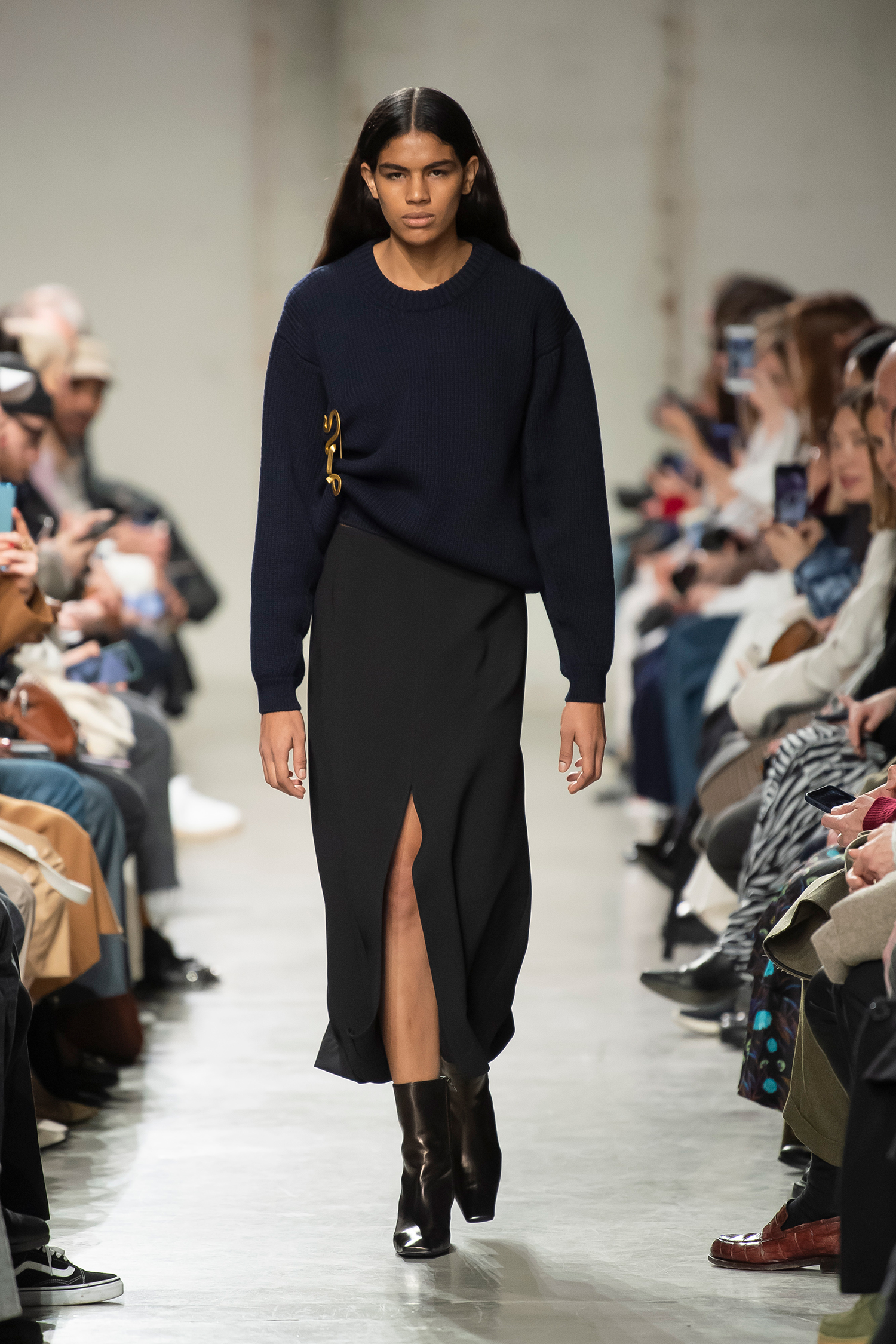 LOOK 21 Knitwear RIYA Skirt RIHAM