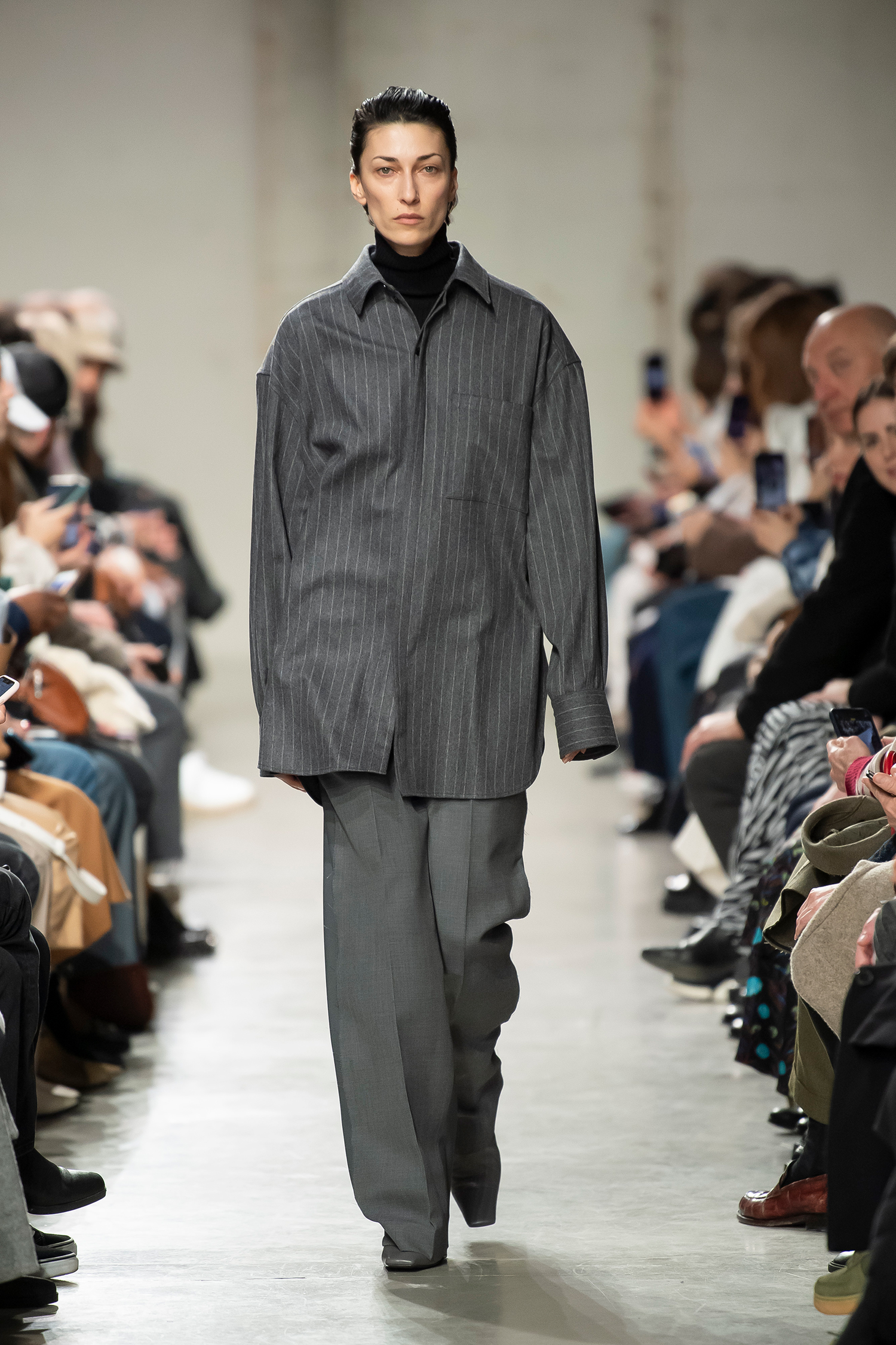 LOOK 31 Shirt RU Knitwear RESITA Trousers RIVKA