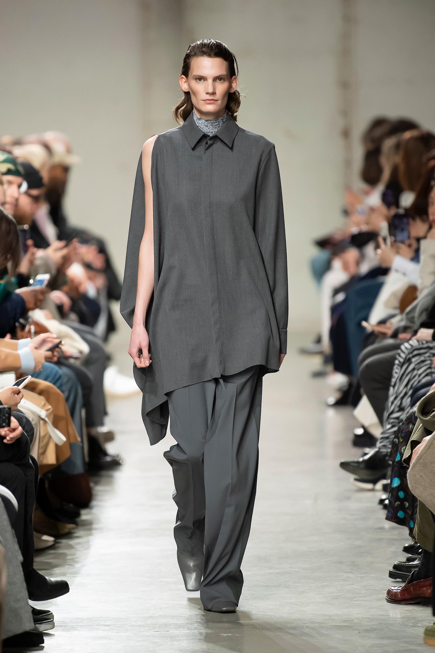 LOOK 33 Shirt RIESA Knitwear RISLA Trousers RILLA