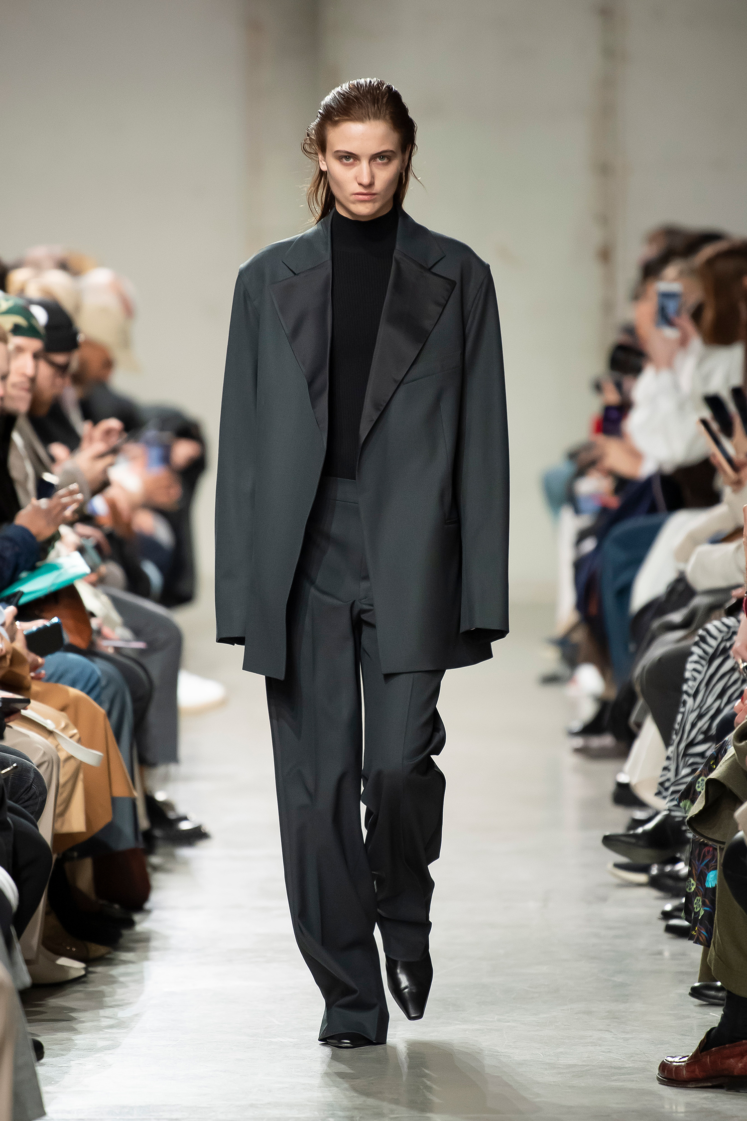 LOOK 5 Jacket RAFE Knitwear RONNIE Trousers RUTH