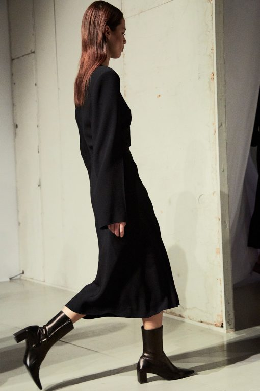 DRESS RONDI BLACK