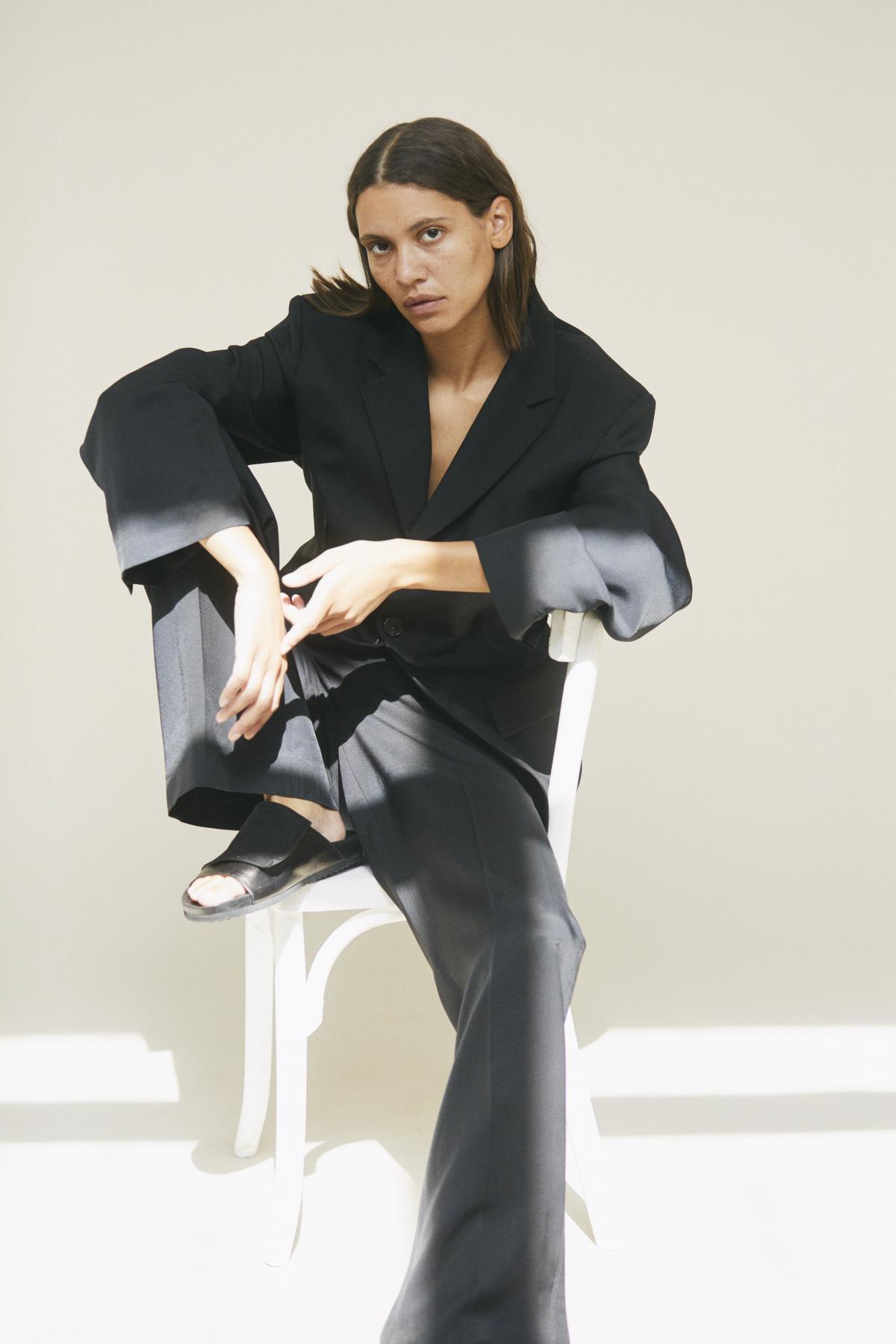 Jacket SALLY, Trousers STEFANIE