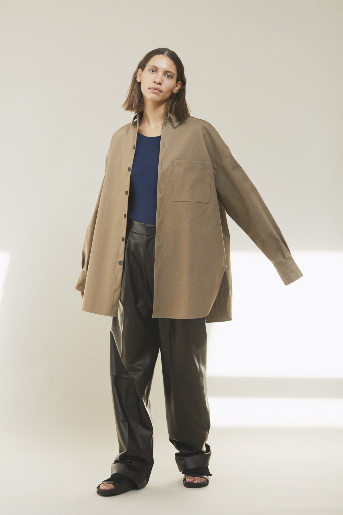 Shirt SYLVIE, Top SALOME, Trousers SISSI