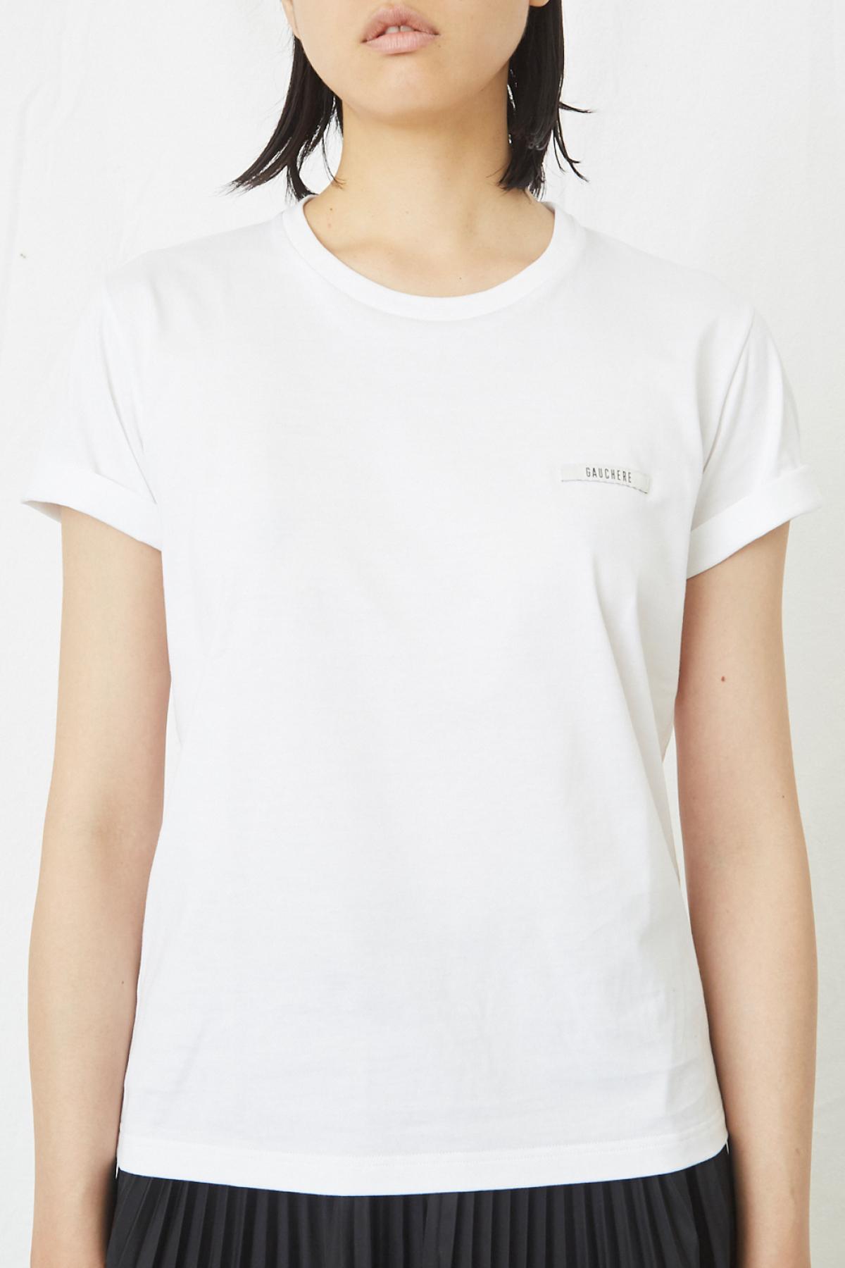 T-SHIRT SHEINA WHITE
