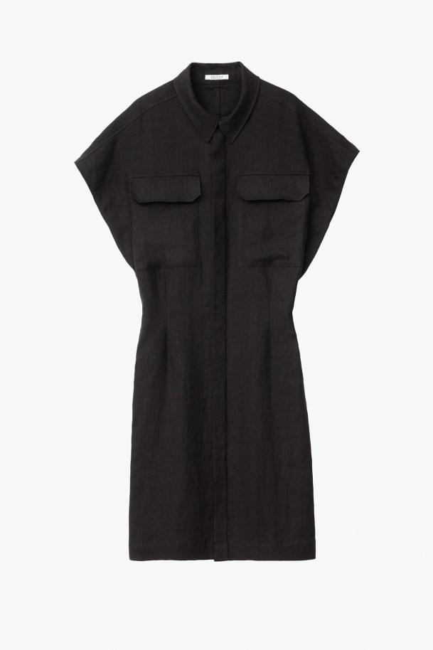 DRESS SEFFA BLACK