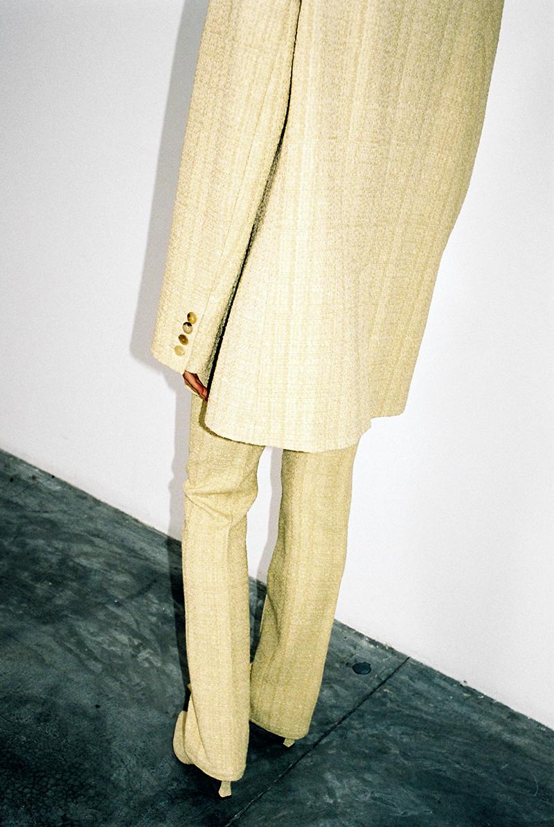 Jacket VAN, Top VERON, Trousers VINCINE