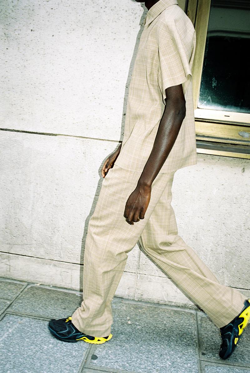 Shirt VIDRA, Trousers VINCA