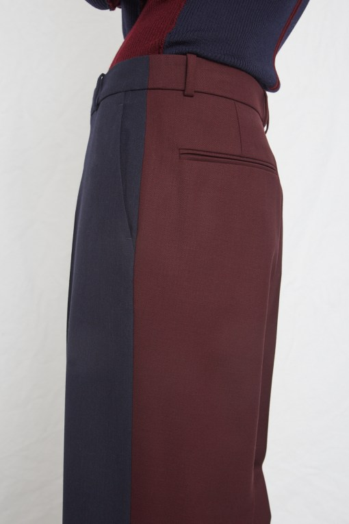 TROUSERS TIRIE MIDNIGHT